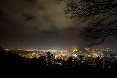 Marburg germany at night Stock Images