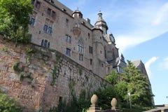 Marburg-Schloss Stockfotos