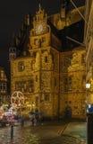 Marburg town hall, Germany Stock Image