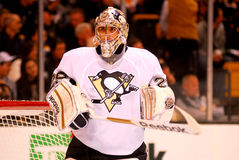 Marc-Andre Fleury Pittsburgh Penguins Stock Image