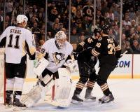 Marc-Andre Fleury Pittsburgh Penguins Fotografia Stock Libera da Diritti