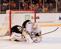 Marc-Andre Fleury Pittsburgh Penguins stock foto's