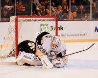 Marc-Andre Fleury Pittsburgh Penguins Fotografie Stock