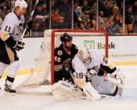 Marc-Andre Fleury Pittsburgh Penguins Immagini Stock Libere da Diritti