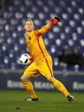 Marc-Andre ter Stegen del FC Barcelona Imagen de archivo