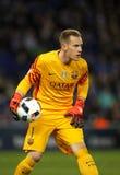 Marc-Andre ter Stegen of FC Barcelona Royalty Free Stock Image