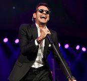 Marc Anthony stock afbeelding
