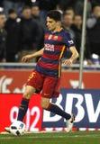 Marc Bartra av FCet Barcelona Arkivbild