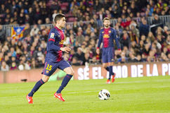 Marc Bartra of FC Barcelona Stock Photos