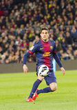 Marc Bartra of FC Barcelona Royalty Free Stock Image