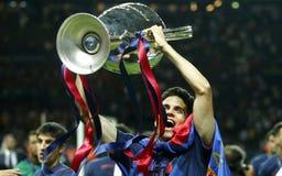Marc Bartra FC Barcelone Fotografering för Bildbyråer