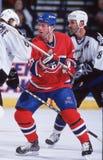 Marc biuro, Montreal Canadiens obrazy stock