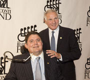 Marc Buoniconti and Nick Buoniconti Stock Images