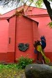 Marc Chagall Art Centre, Sovetskaya-Straße Marc Chagall Art Centre ist eins von Museen von Vitebsk-devot stockfotos