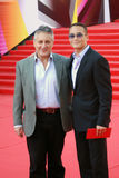 Marc Dacascos at Moscow Film Festival Royalty Free Stock Images