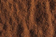 Marc de café rôti Photographie stock libre de droits