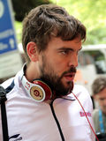 Marc Gasol Foto de Stock Royalty Free