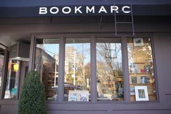 Marc Jacobs, librairie Photographie stock