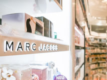 Marc Jacobs perfumes Royalty Free Stock Image