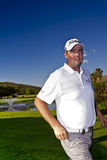 Marc Leishman - NGC2015 - Victor Stock Photo