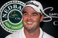 Marc Leishman - NGC2015 - Winner Royalty Free Stock Image