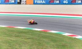 Marc Marquez στην επίσημη Honda Repsol MotoGP Στοκ εικόνες με δικαίωμα ελεύθερης χρήσης