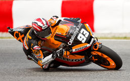 Marc Marquez Royalty Free Stock Images