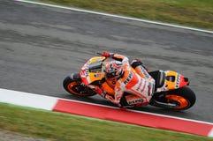Marc Marquez HONDA Repsol MotoGP GP of Italy 2013 Mugello Circuit Stock Photography
