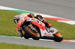 Marc Marquez HONDA Repsol MotoGP GP of Italy 2013 Mugello Circuit Stock Photos