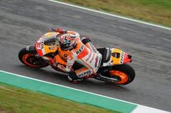 Marc Marquez HONDA Repsol MotoGP GP of Italy 2013 Mugello Circuit Royalty Free Stock Photos