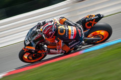 Marc Marquez main race of Moto 2 Royalty Free Stock Photography