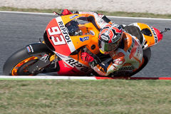 Marc Marquez. Monster Energy Grand Prix of Catalunya MotoGP Royalty Free Stock Photos