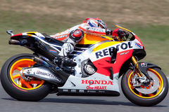 Marc Marquez. Monster Energy Grand Prix of Catalunya MotoGP Stock Images