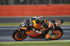 Marc marquez, moto 2, 2012 Royalty Free Stock Photography