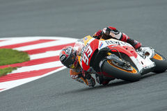 Marc marquez, moto gp 2014 Stock Photography