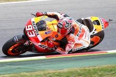 Marc Marquez. MotoGP Stock Photos