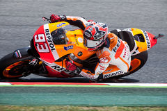 Marc Marquez. MotoGP Stock Photo