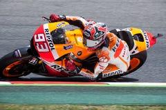 Marc Marquez. MotoGP Stock Photo