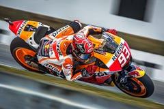 Marc Marquez, MOTOGP Brno 2015 Lizenzfreie Stockfotos