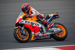 Marc Marquez, MOTOGP Brno 2015 Photo libre de droits