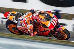 Marc Marquez, MOTOGP Brno 2015 Stock Images
