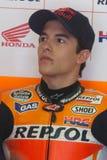 Marc Marquez, MotoGP Montmelo Στοκ Εικόνες