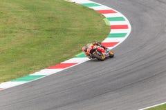 Marc Marquez on Official Honda Repsol MotoGP Stock Photos