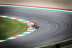 Marc Marquez op Officieel Honda Repsol MotoGP Mugello Royalty-vrije Stock Afbeeldingen
