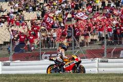 Marc Marquez. Repsol Honda Team Royalty Free Stock Photo
