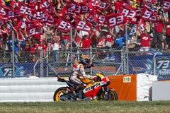 Marc Marquez. Repsol Honda Team Stock Photos
