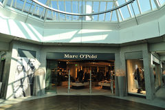 Marc OPolo clothes store Stock Photo