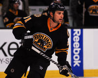Marc Savard Boston Bruins Stockfotos