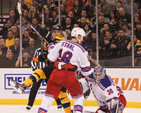 Marc Staal New York Rangers Royalty Free Stock Images