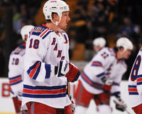 Marc Staal New York Rangers Royalty Free Stock Photography